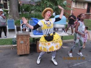 Mandy the Clown